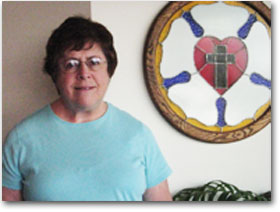 Janet Krogh, Church Secretary