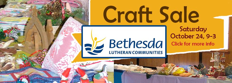 Bethesda Craft Sale